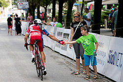Ziga Groselj (SLO) of Adria Mobil after 4th Stage of 26th Tour of Slovenia 2019 cycling race between Nova Gorica and Ajdovscina (153,9 km), on June 22, 2019 in Slovenia. Photo by Matic Klansek Velej / Sportida