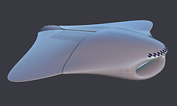 September 1, 2017 - inconnu - Britain's royal Navy has images what its submarine fleet may look like by the end of the century.And it consists of a range of vessels all inspired by ocean wildlife.Chiefs asked a team from UK engineering naval defence forum UKNEST to develop concepts.The manned and unmanned concept undersea vessels are intended to handle a variety of tasks in a future world experiencing intense competition between nations for ocean resources.Submarines may have become much more sophisticated but the basic design, construction, and missions have hardly changed in 40 years.The new tasks in the seas will be for aquaculture, mining, and industry in deep ocean areas.The Royal Navy asked UKNEST to come up with some ideas to explore how new technology can address new threats and protect British assets and freedom of navigation. The ideas bleeding-edge technology with simplified complex systems to produce more flexible and cheaper vessels.The main concept is the Nautilus 1000 mothership. Designed to look like a cross between a whale and a manta ray, the Nautilus is conceived as a command and control submarine as well as a weapons carrier. It would have an advanced autonomous systems and ''neuro-interfacing'' that would allow it to be controlled by thought.The submarine only needs a crew of about 20.Steering and depth control would use flexible wing-tips that can alter their shape like a living fish.A 3D-printed acrylic hull bonded to super-strong alloys would give the sub enough strength to withstand depths of over 1,000 metres/ (3,300 ft while providing more speed and stealth. The Nautilus would also a skin of nano-thin scales that are bonded with a material that allows them to be realigned to reduce drag and therefore noise, and absorb incoming sonar pings.For power, the Nautilus uses hybrid algae-electric propulsion in cruise mode, with a large-scale tunnel drive using bladeless fans that force through water like a smooth jet. Where more speed is ne