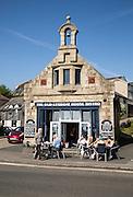 The Old Lifeboat House bistro, Penzance, Cornwall, England, UK