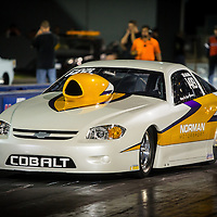 Steve Norman's B/APA Chevy Cobalt.<br /> <br /> Shot at the Westernationals at the Perth Motorplex