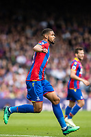 LONDON, ENGLAND - MAY 13: Ruben Loftus-Cheek (8) of Crystal Palace during the Premier League match between Crystal Palace and West Bromwich Albion at Selhurst Park on May 13, 2018 in London, England. MB Media