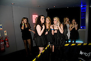 HANNAH KING; HANNA KESSLER; ALICE SCOTTES, FEATHERS TEENAGE CHARITY BAL IN AID OF THE FEATHERS CLUBS. MINISTRY OF SOUND. ELEPHANINT AND CASTLE. LONDON. 15 DECEMBER 2008 *** Local Caption *** -DO NOT ARCHIVE-© Copyright Photograph by Dafydd Jones. 248 Clapham Rd. London SW9 0PZ. Tel 0207 820 0771. www.dafjones.com.<br /> HANNAH KING; HANNA KESSLER; ALICE SCOTTES, FEATHERS TEENAGE CHARITY BAL IN AID OF THE FEATHERS CLUBS. MINISTRY OF SOUND. ELEPHANINT AND CASTLE. LONDON. 15 DECEMBER 2008