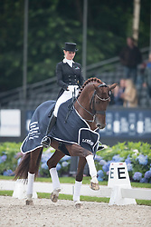 Freese Isabel, NOR, Vitalis<br /> World Championship Young Dressage Horses <br /> Ermelo 2016<br /> © Hippo Foto - Leanjo De Koster<br /> 30/07/16