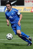 Fotball<br /> Bulgaria<br /> Foto: imago/Digitalsport<br /> NORWAY ONLY<br /> <br /> 18.04.2007<br /> Hristo Yovov (Levski Sofia) am Ball