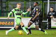 Forest Green Rovers v Colchester United 271118