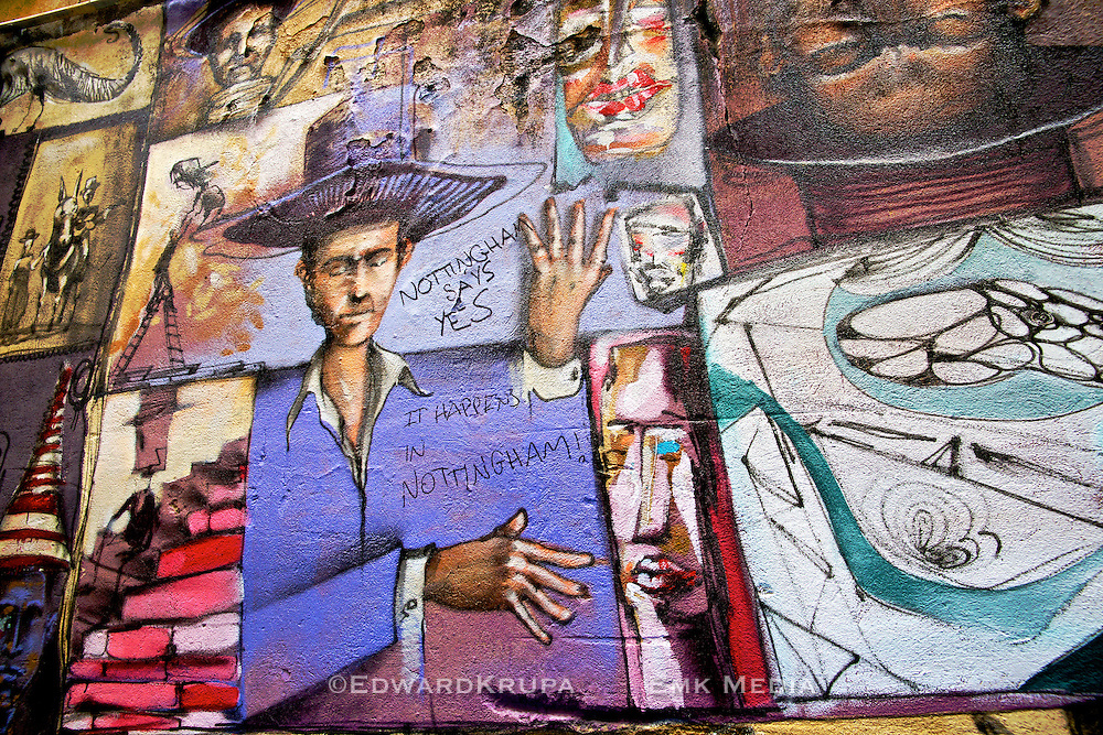 Graffiti, Berlin.