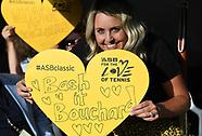 ASB Classic, Auckland Bouchard