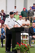 PGA 2015 Tour Championship at East Lake Golf Club, Atlanta, GA. BG Joe Jarrad, Adj General Georgia National Guard