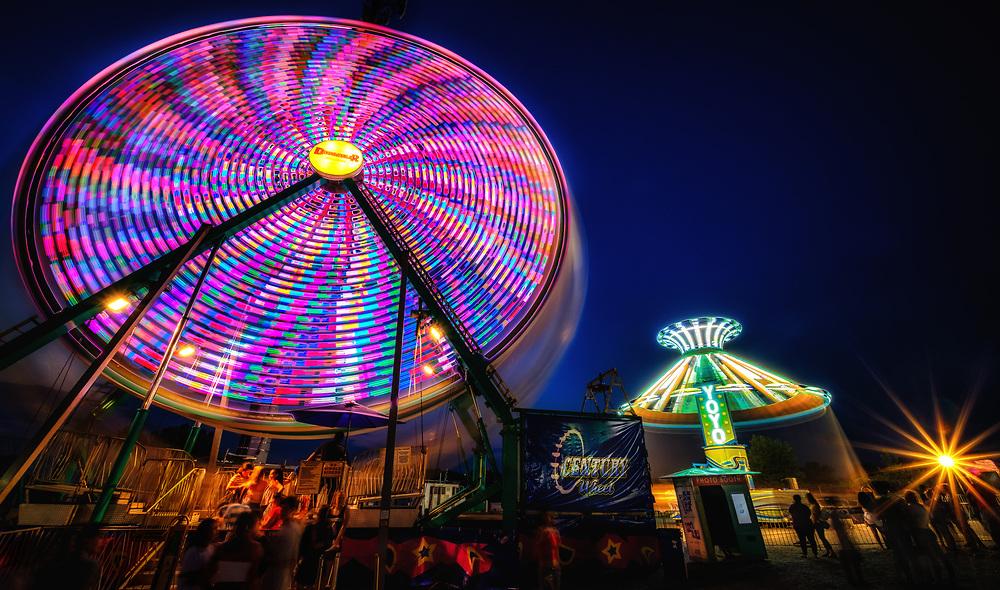 Century Wheel, Howard County Fair