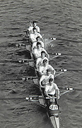 Chiswick,  Greater London England, 1994 Head of the River Race,  [© Peter Spurrier/Intersport Images], Chiswick Bridge, BELGIAN NATIONAL TEAM,