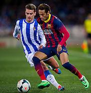 Real Sociedad vs Barcelona liga
