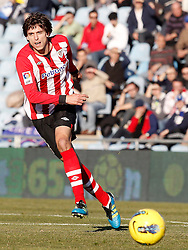 08.01.2012, Stadion Coliseum Alfonso Perez, Getafe, ESP, Primera Division, FC Getafe vs Athletic Bilbao, 18. Spieltag, im Bild Athletic de Bilbao's Ander Iturraspe // during the football match of spanish 'primera divison' league, 18th round, between FC Getafe and Athletic Bilbao at Coliseum Alfonso Perez stadium, Getafe, Spain on 2012/01/08. EXPA Pictures © 2012, PhotoCredit: EXPA/ Alterphotos/ Alvaro Hernandez..***** ATTENTION - OUT OF ESP and SUI *****