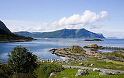 Alesund, More og Romsdal, Norway The Bay