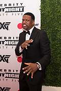 Chris Tucker attends the Celebrity Fight Night event on March 23, 2019 in Scottsdale, AZ.
