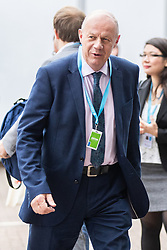 © Licensed to London News Pictures . 02/10/2018. Birmingham, UK. DAMIAN GREEN at the conference on day 3 of the Conservative Party conference at the ICC in Birmingham . Photo credit: Joel Goodman/LNP