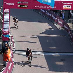 10-04-2016: Wielrennen: Energiewachttour vrouwen: Borkum  <br /> BORKUM (GER) wielrennen  De slotetappe van de Energiewachttour was een etappe op het Duitse Waddeneiland Borkum.