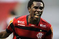 20111009: RJ, BRAZIL -  Football match between Flamengo and Fluminense at Engenhao stadium in Rio de Janeiro. In picture Guilherme Negueba<br /> PHOTO: CITYFILES