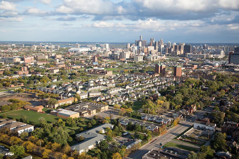 New subsidized housing southwest of downtown Detroit