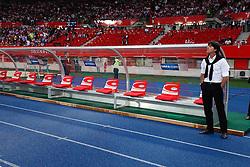 03.06.2011, Ernst Happel Stadion, Wien, AUT, UEFA EURO 2012, Qualifikation, Oesterreich (AUT) vs Deutschland (GER), im Bild Joachim Loew (GER, Headcoach) // during the UEFA Euro 2012 Qualifier Game, Austria vs Germany, at Ernst Happel Stadium, Vienna, 2010-06-03, EXPA Pictures © 2011, PhotoCredit: EXPA/ E. Scheriau