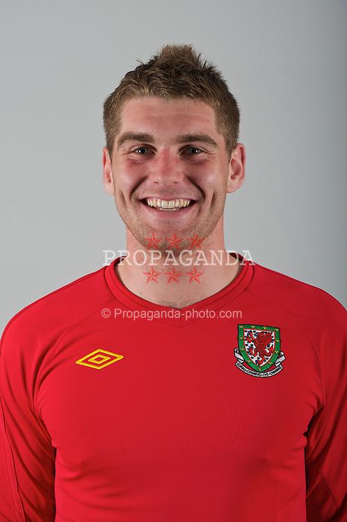Wales' Sam Vokes.