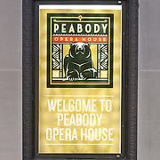 Widespread Panic, Peabody Opera House