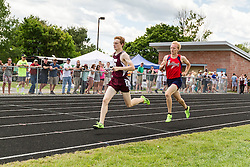 Maine State Track & Field Meet, Class B: boys 1600 meters, Dan Curts, Ellsworth, 4:09.88, Will Shafer, New Gloucester