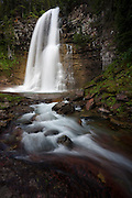 Virginia Falls, Glacier National Park.