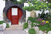 hine, Shanghai, Nanshi l'ancienne ville chinoise, Jardin Yu //China, Shanghai, Nanshi the old chinese city, Yu Garden