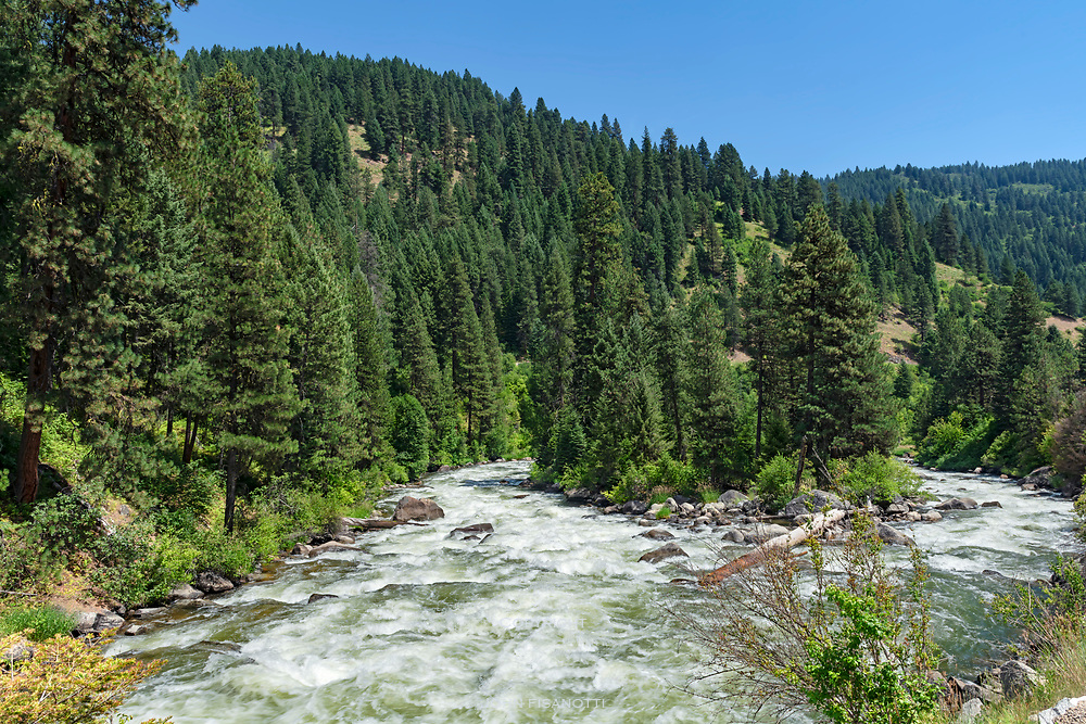 North Fork of the Payette River, Idaho