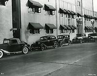 1936 RKO Radio Pictures Studio
