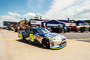 May 20, 2011: May 20, 2011: NASCAR Sprint Cup All Star Race practice. Jimmie Johnson