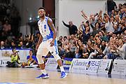 DESCRIZIONE : Beko Legabasket Serie A 2015- 2016 Dinamo Banco di Sardegna Sassari - Enel Brindisi<br /> GIOCATORE : MarQuez Haynes<br /> CATEGORIA : Ritratto Esultanza<br /> SQUADRA : Dinamo Banco di Sardegna Sassari<br /> EVENTO : Beko Legabasket Serie A 2015-2016<br /> GARA : Dinamo Banco di Sardegna Sassari - Enel Brindisi<br /> DATA : 18/10/2015<br /> SPORT : Pallacanestro <br /> AUTORE : Agenzia Ciamillo-Castoria/C.Atzori