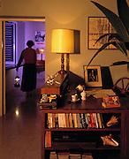 Ian Fleming's desk Interior  Goldeneye - Jamaica  1976