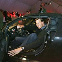 Tom Brady arrives at a Boston,MA charity event, Best Buddies, in an Audi. Photo by Mark Garfinkel