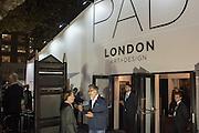 PAD COLLECTORS PREVIEW NIGHT - BERKELEY SQ. LONDON, MONDAY 3 OCTOBER
