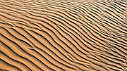 Close up of drifting sand in the Namib Desert, Namibia, Africa
