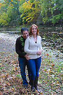10/14/12 9:27:40 AM - Newtown, PA.. -- Amanda & Elliot October 14, 2012 in Newtown, Pennsylvania. -- (Photo by William Thomas Cain/Cain Images)