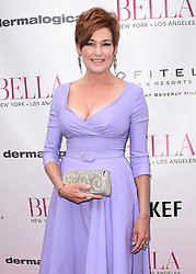 BEVERLY HILLS, CA - JUNE 23:  Carolyn Hennesy at the Bella Summer Issue Cover Party at Sofitel on June 23, 2017 in Beverly Hills, California. (Photo by Scott Kirkland/PictureGroup) *** Please Use Credit from Credit Field ***