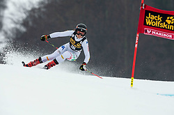 GOGGIA Sofia of Italy competes during the 6th Ladies'  GiantSlalom at 55th Golden Fox - Maribor of Audi FIS Ski World Cup 2018/19, on February 1, 2019 in Pohorje, Maribor, Slovenia. Photo by Vid Ponikvar / Sportida