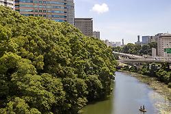 Road from hotel to MPC<br /> Olympic Games Tokyo 2021<br /> © Hippo Foto - Dirk Caremans<br /> 18/07/2021