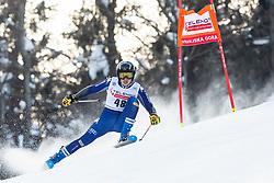 Roberta Melesi (ITA) during Ladies' Giant Slalom at 57th Golden Fox event at Audi FIS Ski World Cup 2020/21, on January 17, 2021 in Podkoren, Kranjska Gora, Slovenia. Photo by Vid Ponikvar / Sportida