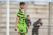Trialist  during the Pre-Season Friendly match between Cirencester Academy and Forest Green Rovers at Cotswold Academy, Cirencester, United Kingdom on 30 July 2019.