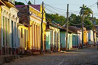 Homes of Trinidad, Cuba 2020 from Santiago to Havana, and in between.  Santiago, Baracoa, Guantanamo, Holguin, Las Tunas, Camaguey, Santi Spiritus, Trinidad, Santa Clara, Cienfuegos, Matanzas, Havana