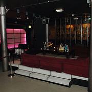 NLD/Amsterdam/20060123 - Feest release film 50 Cent, nachtclub Jimmy Woo Amsterdam