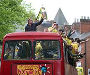 Norwich City Victory Parade 060519