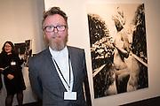 ZAVIER ELLIS, London Art Fair, Business Design Centre, Upper St. Islington. 19 January 2015