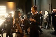 ALEX KOTSIAS; LISA CROMPTON-PRALL; , Wallpaper* Design Awards. Wilkinson Gallery, 50-58 Vyner Street, London E2, 14 January 2010 *** Local Caption *** -DO NOT ARCHIVE-© Copyright Photograph by Dafydd Jones. 248 Clapham Rd. London SW9 0PZ. Tel 0207 820 0771. www.dafjones.com.<br /> ALEX KOTSIAS; LISA CROMPTON-PRALL; , Wallpaper* Design Awards. Wilkinson Gallery, 50-58 Vyner Street, London E2, 14 January 2010