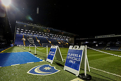 Fraction Park ahead of tonight Checkatrade Trophy match - Mandatory by-line: Jason Brown/JMP - 08/11/2016 - FOOTBALL - Fratton Park - Portsmouth, England - Portsmouth v Bristol Rovers - Checkatrade Trophy