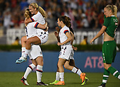 Soccer-US Women's National Team Victory Tour-Ireland at USA-Aug 3, 2019