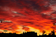 UCLA Photography - Sunrise at the University of California, Los Angeles campus, UCLA, Los Angeles, CA.<br /> <br /> Copyright 2017 Don Liebig<br /> 160111_UCLA_40.NEF
